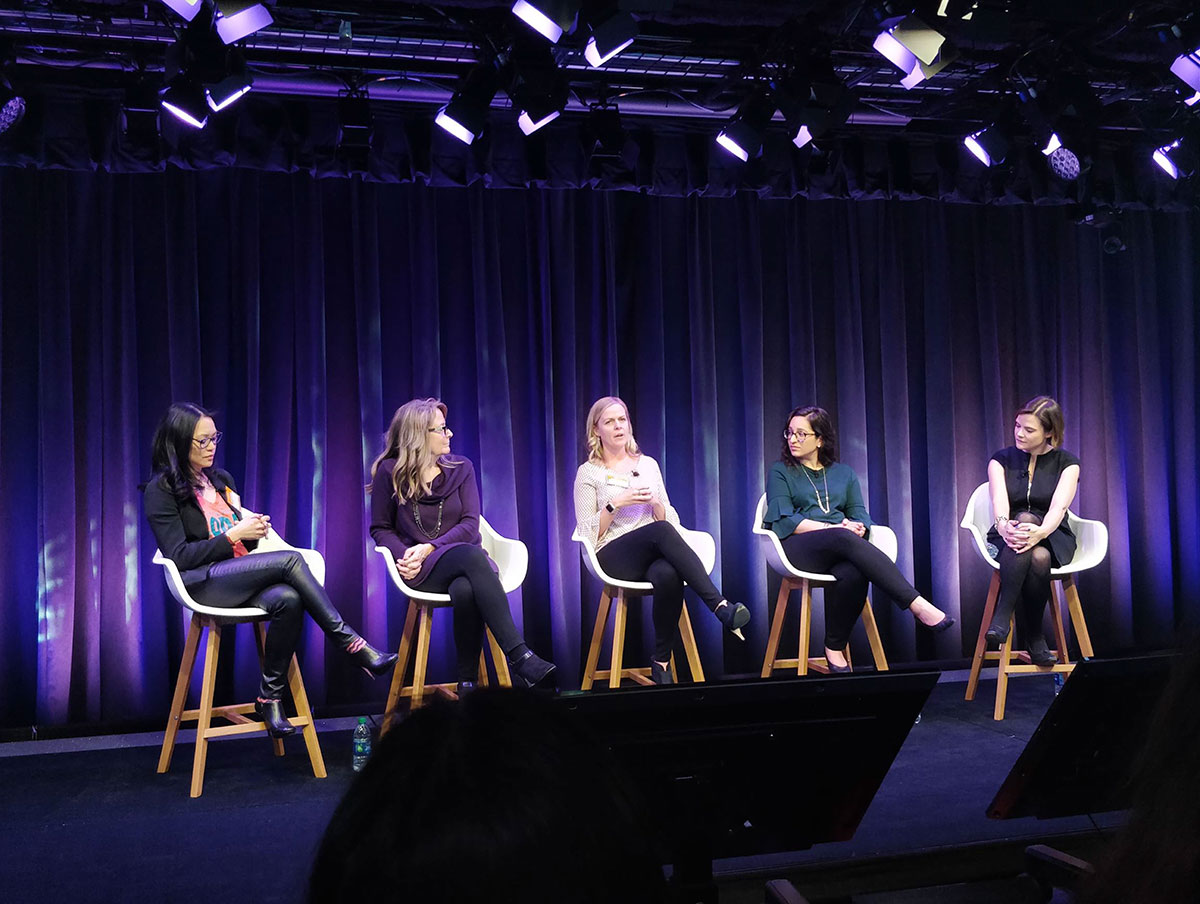 Women in Tech hosted by Google Cloud