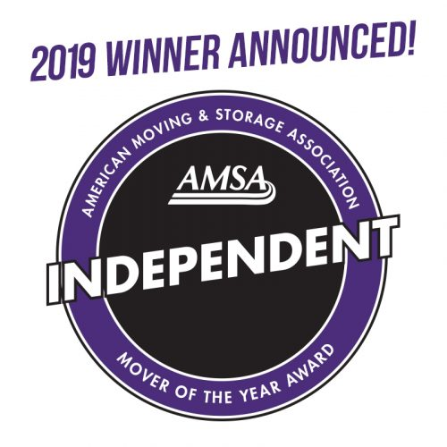 New World Van Lines Wins the Independent Mover of the Year Award from the American Moving & Storage Association