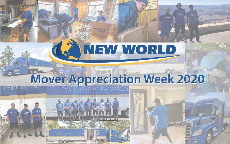 Mover Appreciation Week