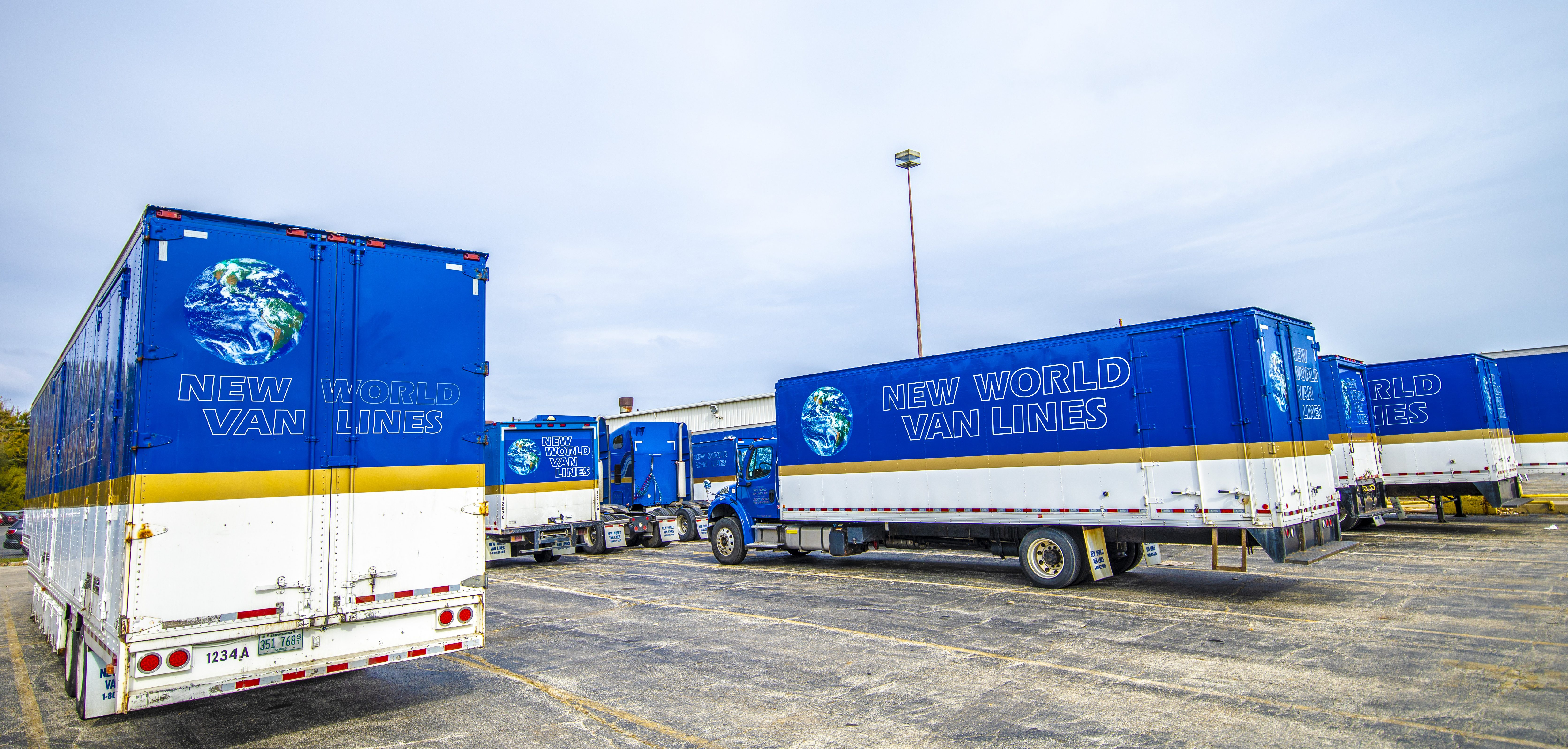 New World Van Lines Receives Commitment to Excellence Gold Award